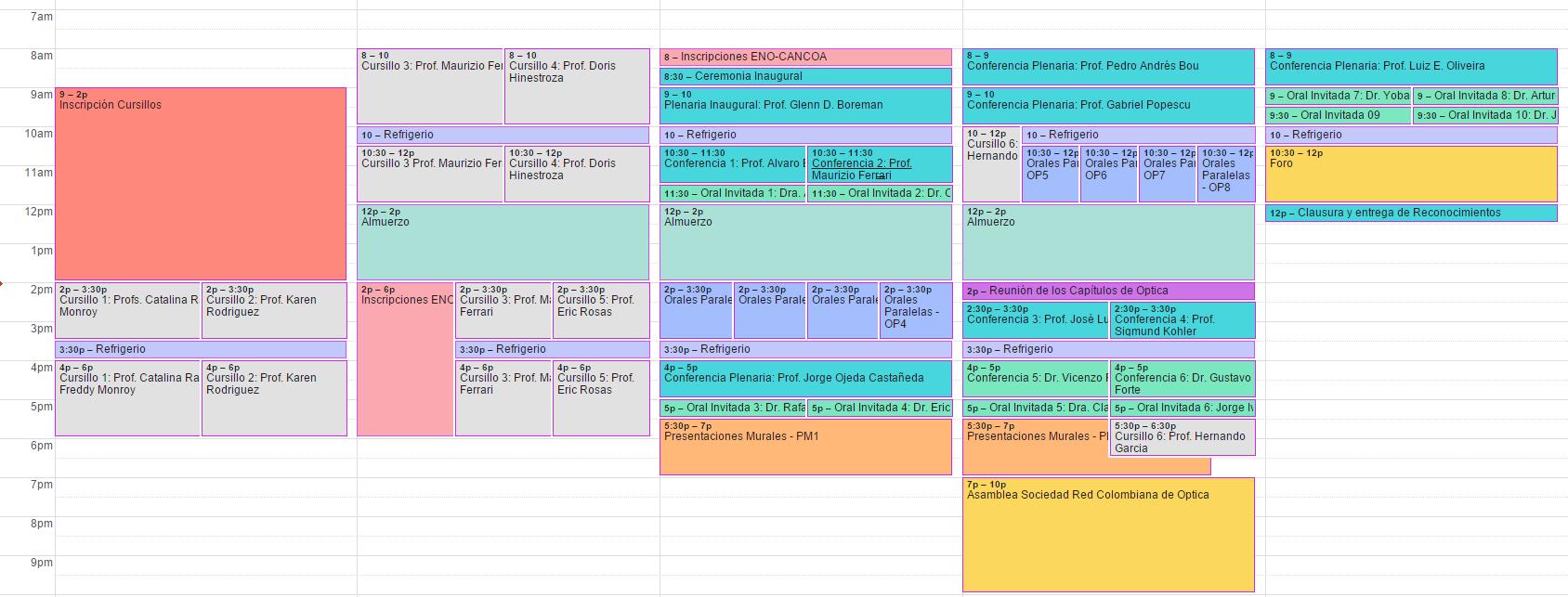 https://calendar.google.com/calendar/embed?src=correounivalle.edu.co_o6alhtuketcb006dcic4nkau8g@group.calendar.google.com&ctz=America/Bogota&dates=20151116/20151120&wkst=1